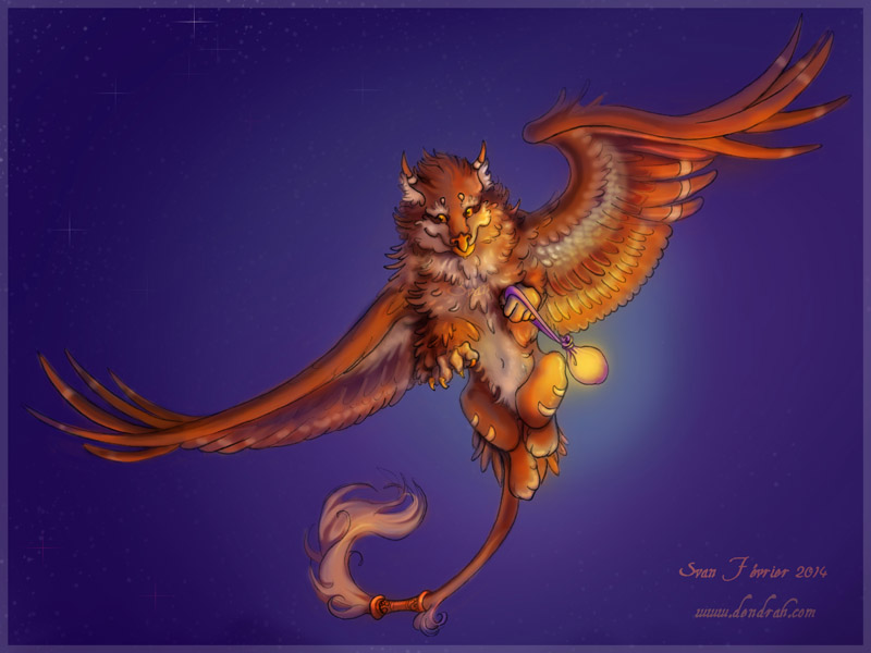 Griffon Messager