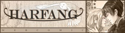 Webcomic Harfang, par Aurore